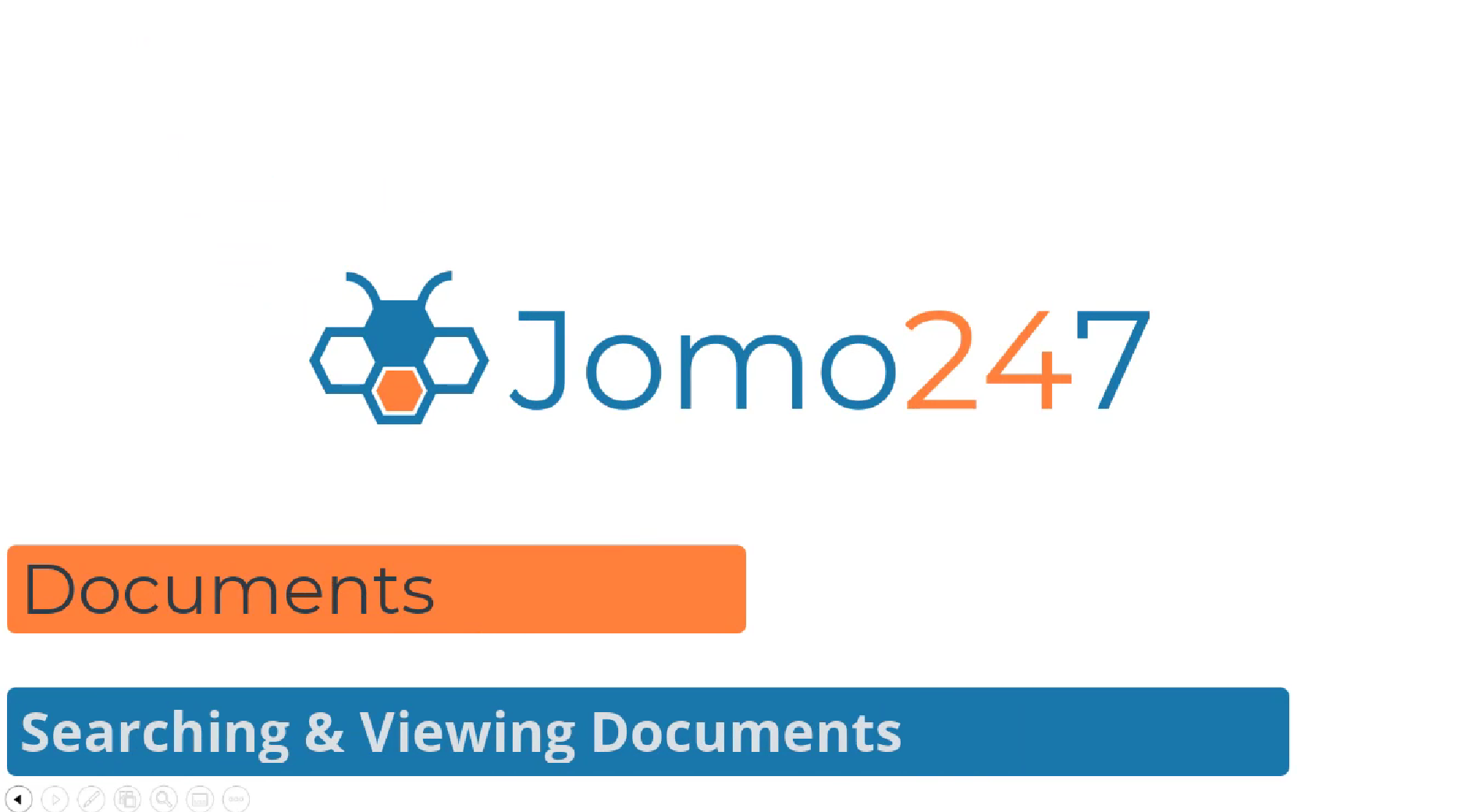 QMS Software Tutorials Searching and Viewing Documents